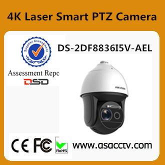 Hikvision 4k Speed Dome Ds-2df8836i5v-ael Hi-poe Smart Ptz ...