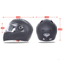 JK105 Full Face Motorcycle Helmet Motor Riding Racing