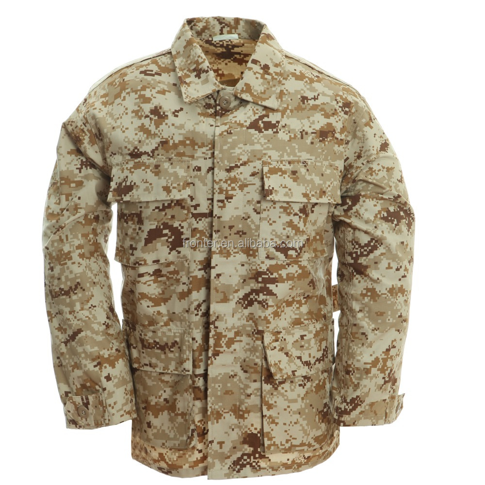 Desert Camoflage Uniform 71
