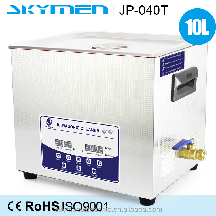Fully Remove Contaminant Hot Melt Adhesives Nozzles Ultrasonic Cleaning Machine