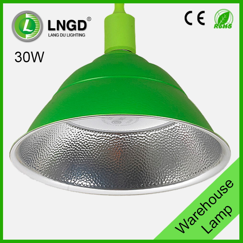 Waterproof Dustproof Anti-mosquito High lumen 3000lm high bay led light 30w High Intensity Led pendent lamp