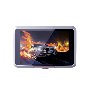 "2017 New 360 Degree big view angle 4""inch Touch Screen 4 image display for car in and out"