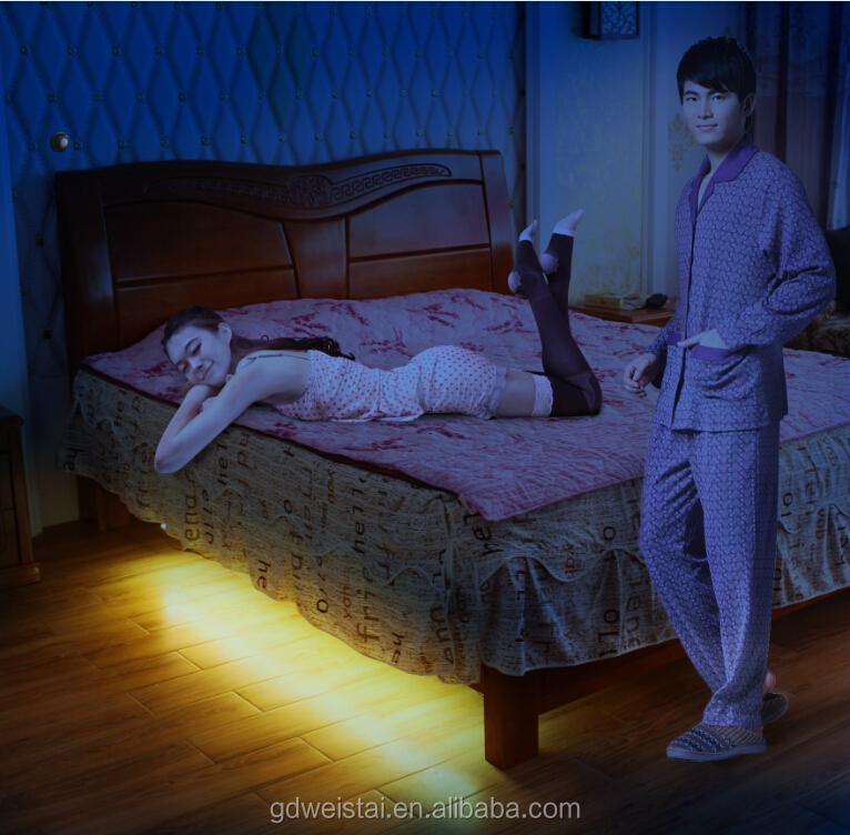 Bed Led Human Body Motion Sensor Led Strip Light Wst-28898