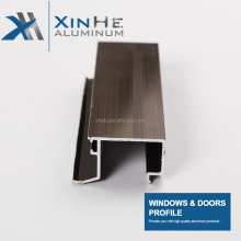 Top Quality Hot Sale Best Sell Most Popular Cheap Extruded Facade Building Material Normal Aluminum Sliding Window Profile