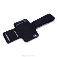 Hot selling mobile phone accessories running neoprene armband for iphone 7