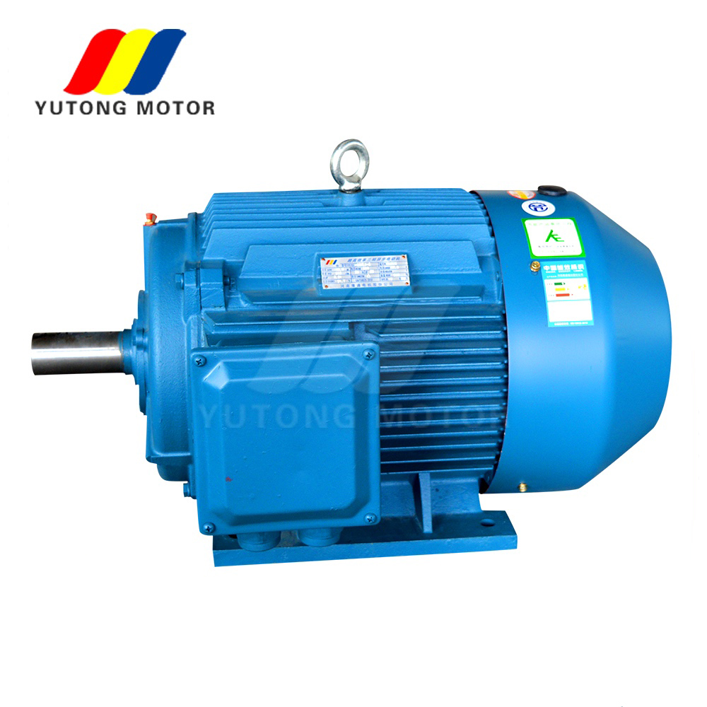 Y2 Series 110kw Ac Three Phase Asynchronous Electric Motor - Buy ...