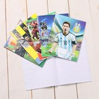 Custom Printing football team design note book 2020