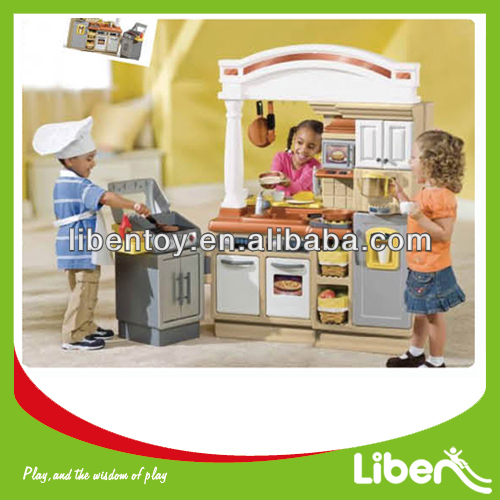 nuevo estilo castillo casa de juegos interior para nios cocina juguetes nios de plstico