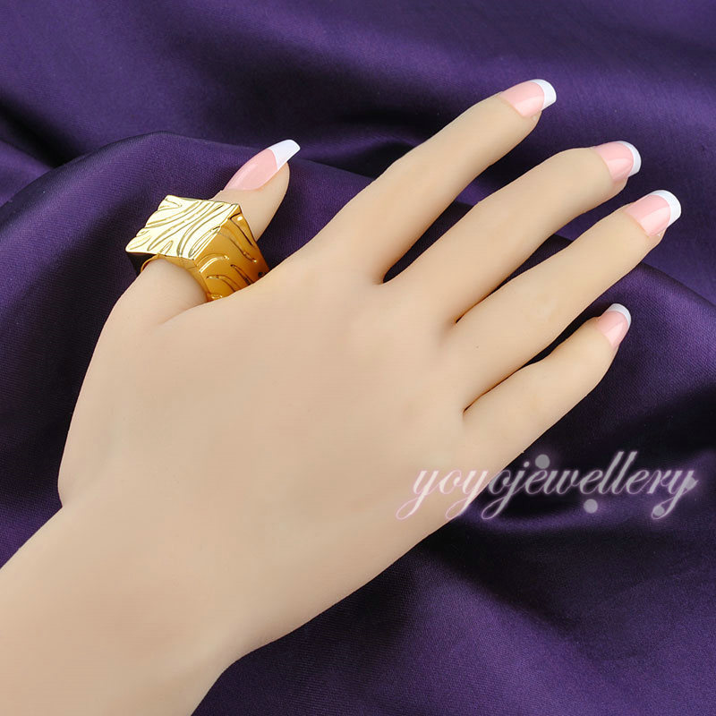 Wholesale gold design for gay men gold finger ring without stone ...