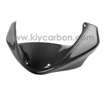 Fibra De Carbono Frente Carenado Para Ducati Monster 696 796 1100