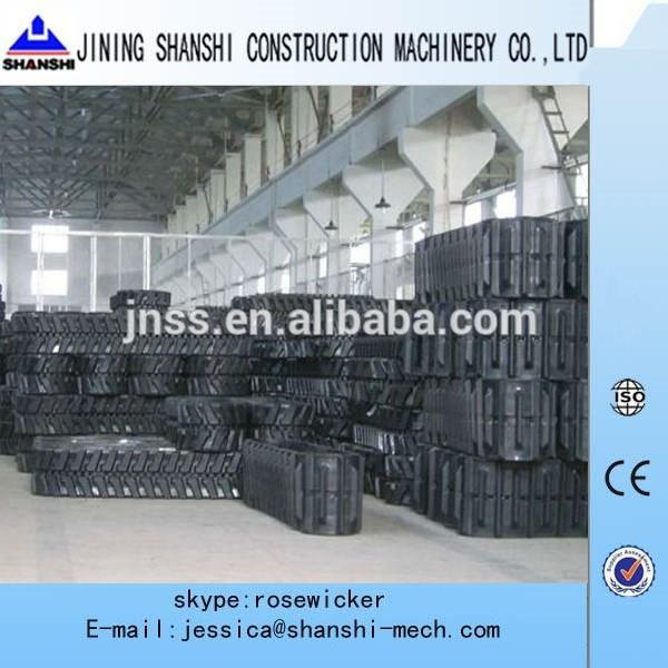 Kobelco Sk042 Rubber Track Mini Excavator Rubber Tracks 400x72 5x72 Fit For Kobelco Excavator