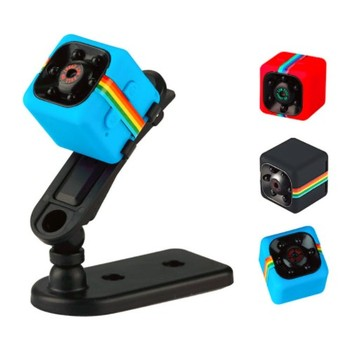 Hot selling 2019 Full HD 1080P SQ11 mini action camera night vision Video Recorder Digital Cam sport camera