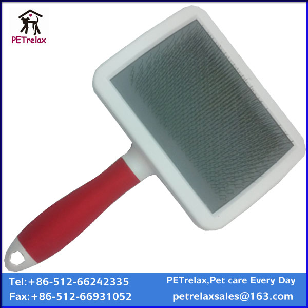 (L) PR80104 popular-using pet cleaning grooming products simple design brush for export