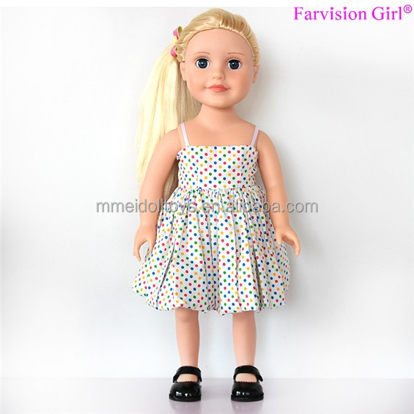 "2016 New singing real girl doll toys fashion 18"" mannequin"