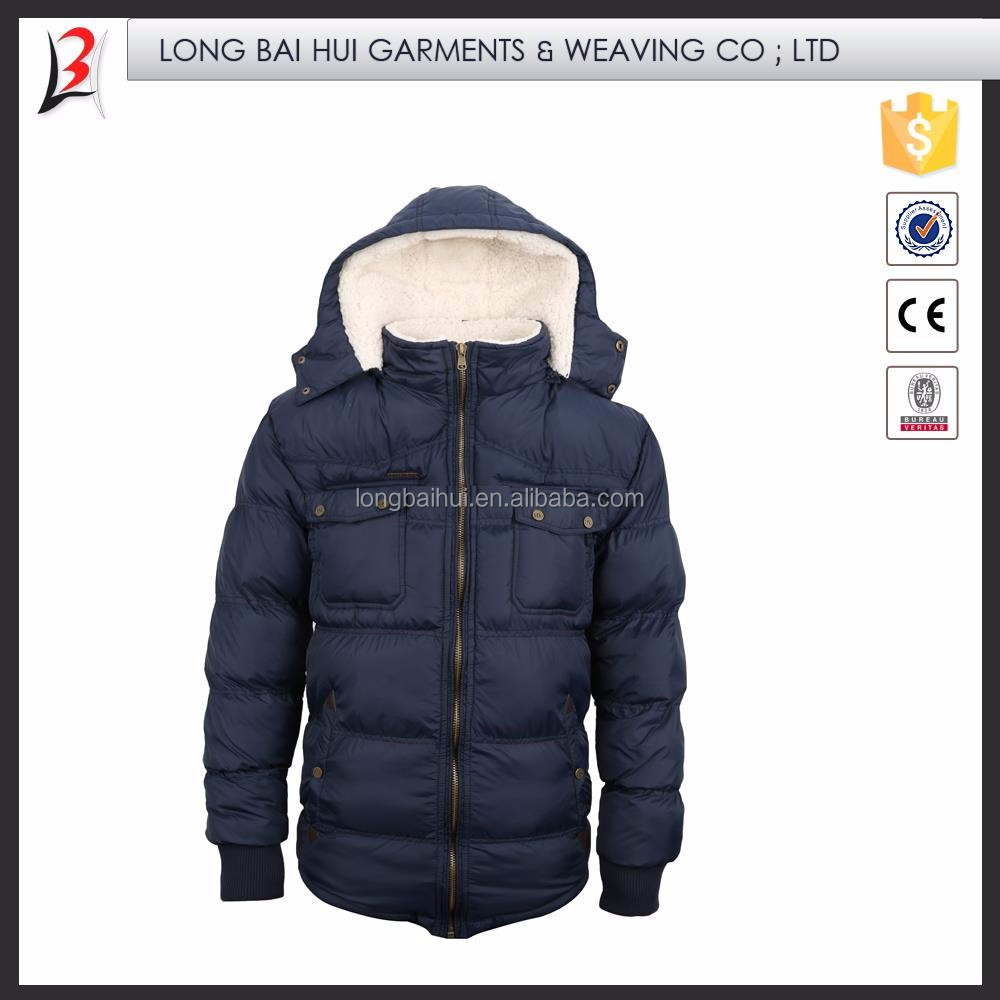 Specialized Production Custom down coats and jackets