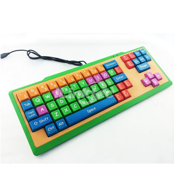 Made In China Mechanical Keyboard Colorful Computer