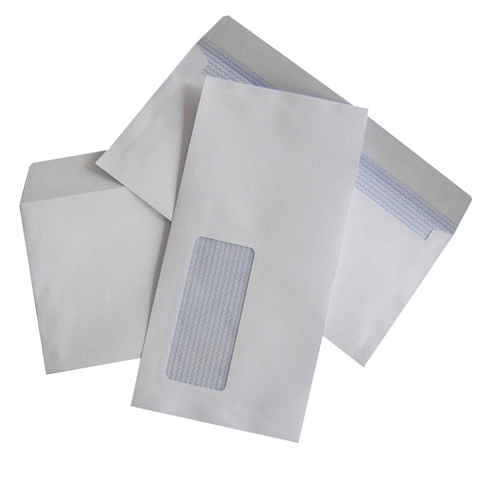 Personnalis Fentre Carte De Visite Taille Enveloppes Blanc Standard Lettre Enveloppe