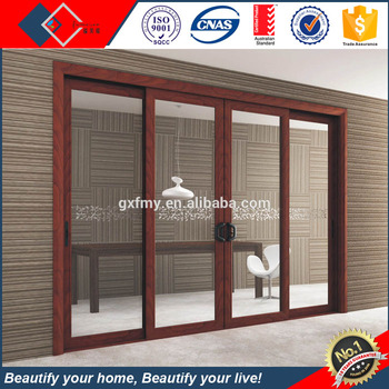 Double Glazing Built In Blinds Aluminium Office Parion Doors And Windows With German Famous Brand