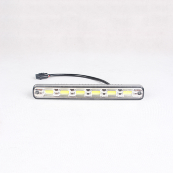 Auto Car Day Running Light L180Mm*W23*H38Mm Tear Eye Flexible Led Running Light