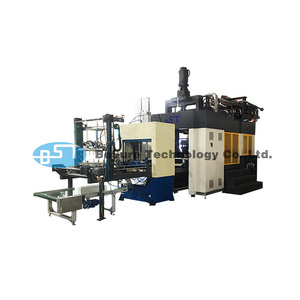 TW4000 Bamboo Fiber Plate Making Machine