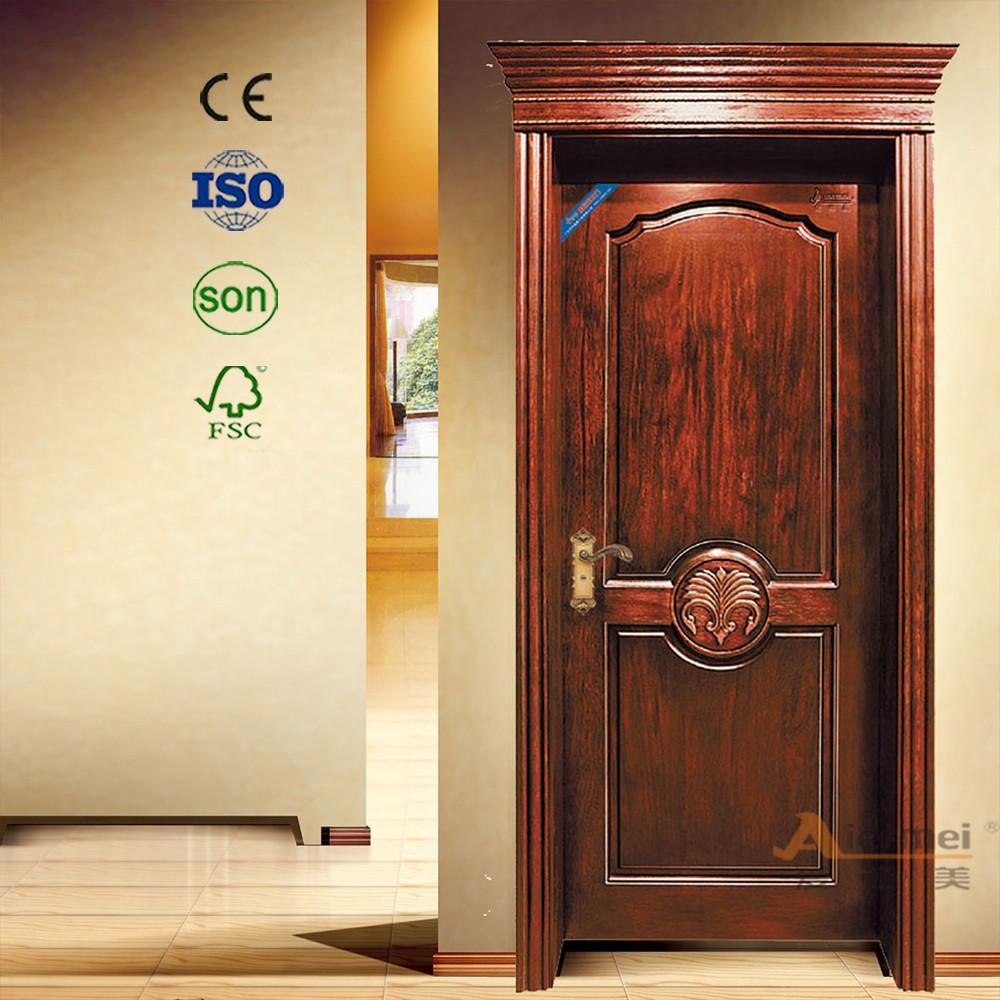 Ganda Oak Pintu 100 Asli Pintu Kayu Solid Murni Utama