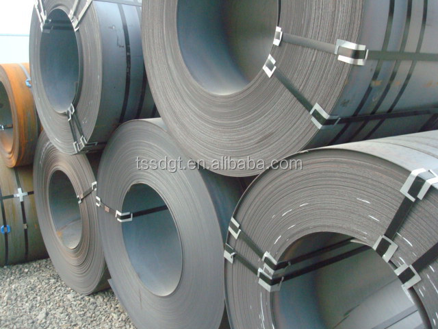 China Manufacturer Prime Prepainted Galvanized Hot Rolled Steel Sheet In Coil