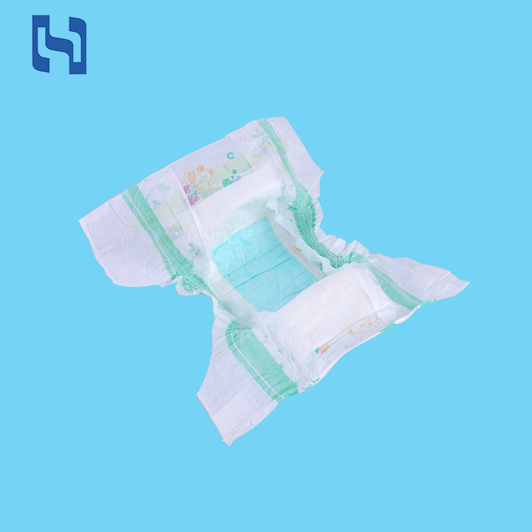 OEM custom disposable cotton leak guard breathable pampering cheap sleepy baby diaper