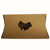 Custom Kraft paper Pillow Shape Gift Paper Packaging Box With Window