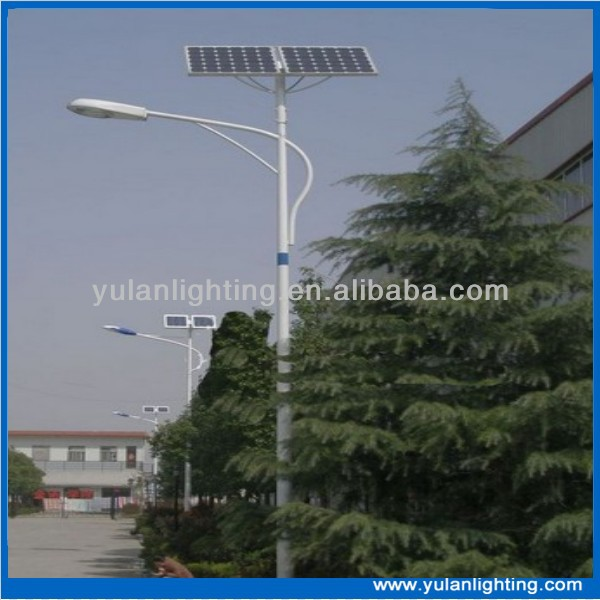 Solar Power Street Light 160W IP66 With Bridgelux LED Chip