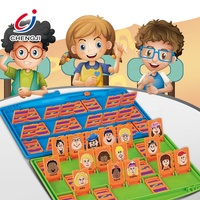 Educational printing paper toys teaching learning cheap children board game