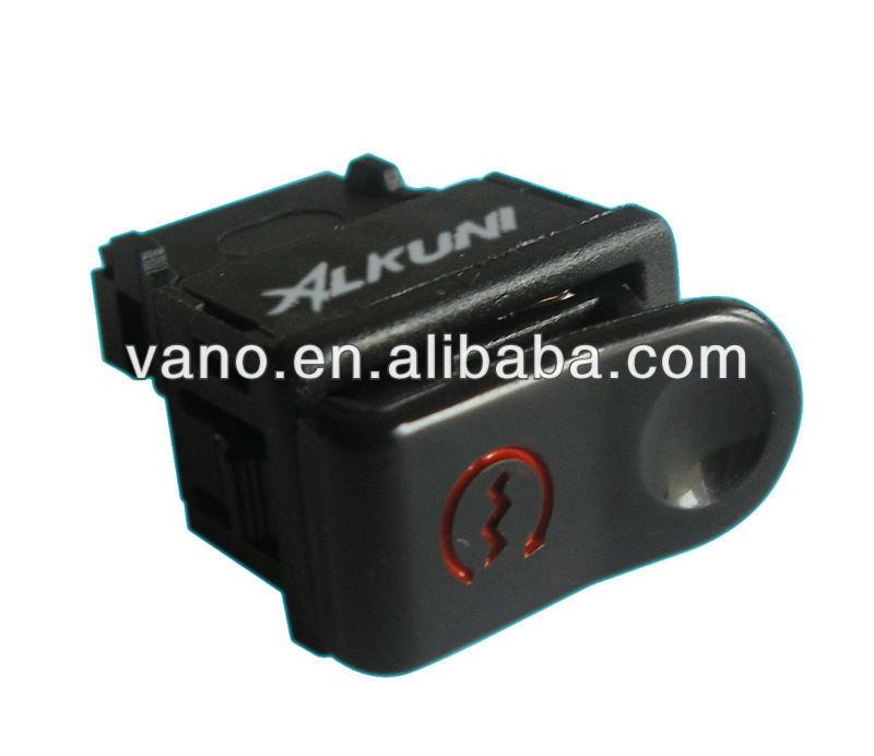High quality Motorcycle start button miniature rocker switch