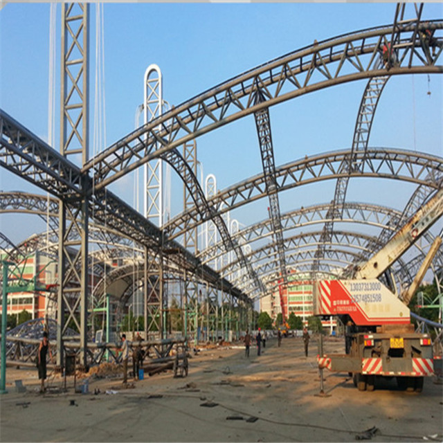 Light Weight Steel Curved Roof Truss Design Buy Curved Roof Truss Light Weight Steel Roof Truss Steel Truss Product On Alibaba Com