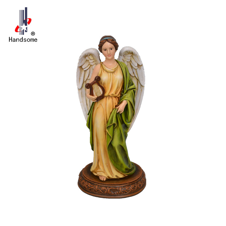 Resin angel statue religious statues