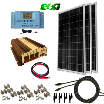 off grid 3KW solar power system