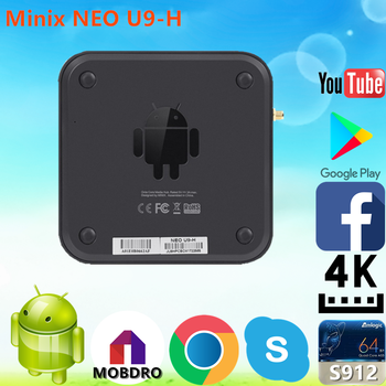 Best Price Minix Neo U9-h S912 2g 16g Download User Manual For Android T95x  Tv Box With The Best Qualityandroid 6 0 Tv Box - Buy Download User Manual