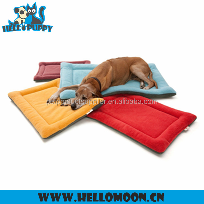 HELLOPUPPY Wholesale Cosy Soft Plush Dog Bed Pet Mat