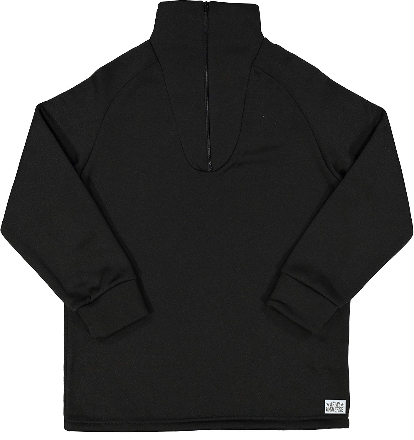 Get Quotations · Army Universe Men s Cold Weather Fleece-Lined Zip UP  Thermal Military ECWCS Shirts Extreme Winter 2bfccb00375