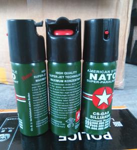 110ml Nato Police Pepper Spray for Self Defense