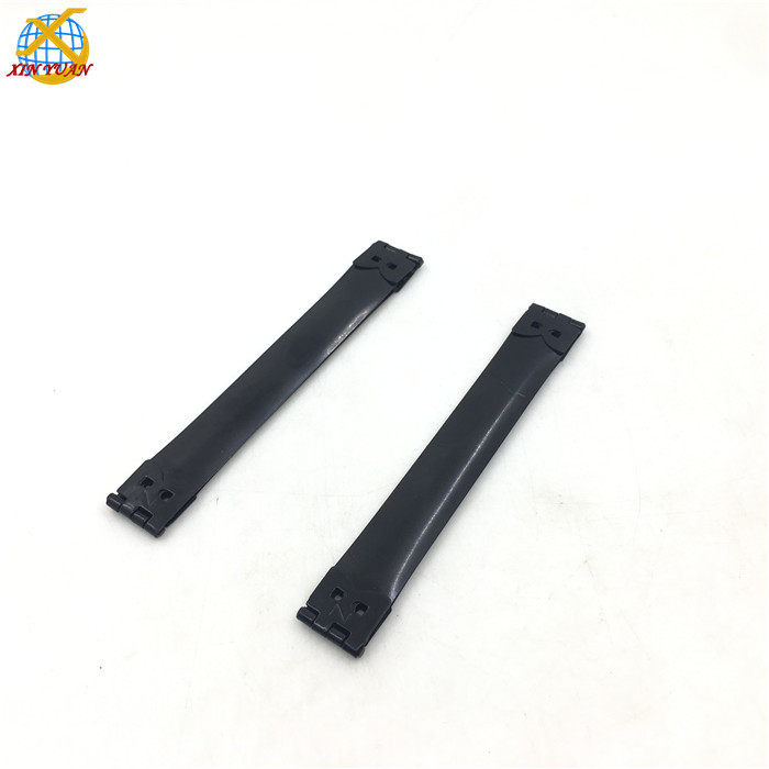 Free Sample 10*1.4cm Black Metal Internal Flex  Purse Frame