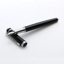 1 шт. высокое качество Iraurita авторучка полностью металлические роскошные ручки Caneta офисные школьные канцелярские принадлежности(Китай)