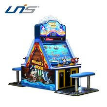 UNIS hot koop Pirate Haak 4 P <span class=keywords><strong>arcade</strong></span> game voor kinderen vissen hunter game machine