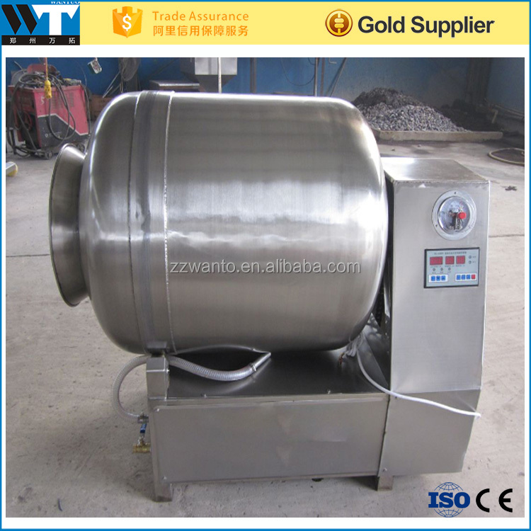 stainless steel electric beef,goat pork meat vacuum marinator