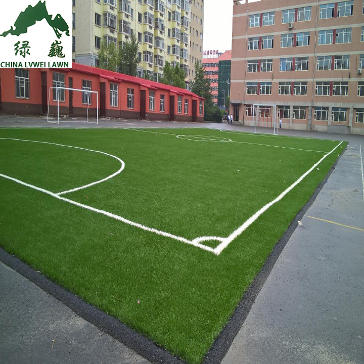 High Quality Artificial Gr For Indoor Gym And Garden Fake Green Natural Dried 10mm Turf