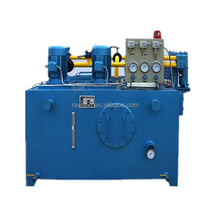 Metallurgical thin oil central lubrication system
