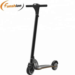 one hub motor 24v300w the lightest folding electric scooter with ul approved battery and charger