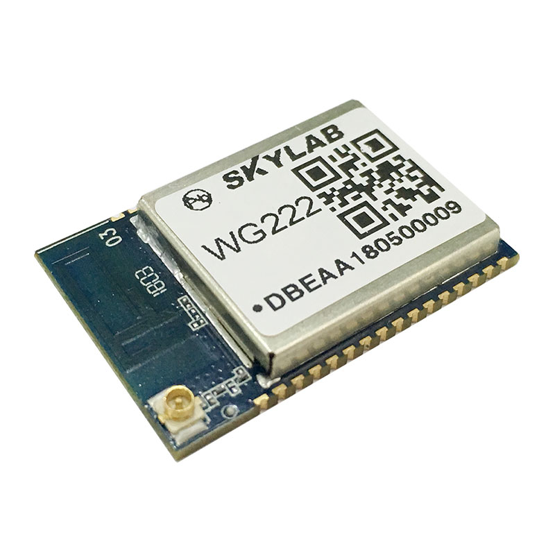 SHANHAI כפולה תדר Wi-Fi ו-bluetooth v4.2 קומבו SPI 22 PWM multiplexed עם GPIO 2.4 גרם 5 גרם WiFi מודול