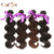 cacin india Cuticle Aligned body wave raw unprocessed virgin indian hair,Remy Hair Grade and Yes Virgin hair band