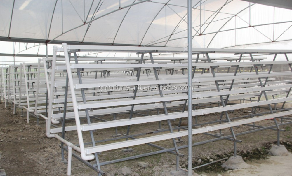 Hydroponic Nft Growing Gutters Channles Gullies For