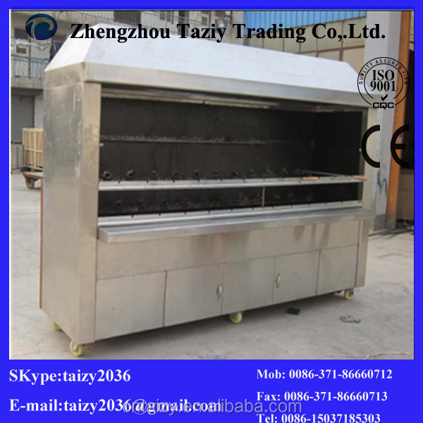 Good quality corn roasting machine | meat roaster | Corn roaster