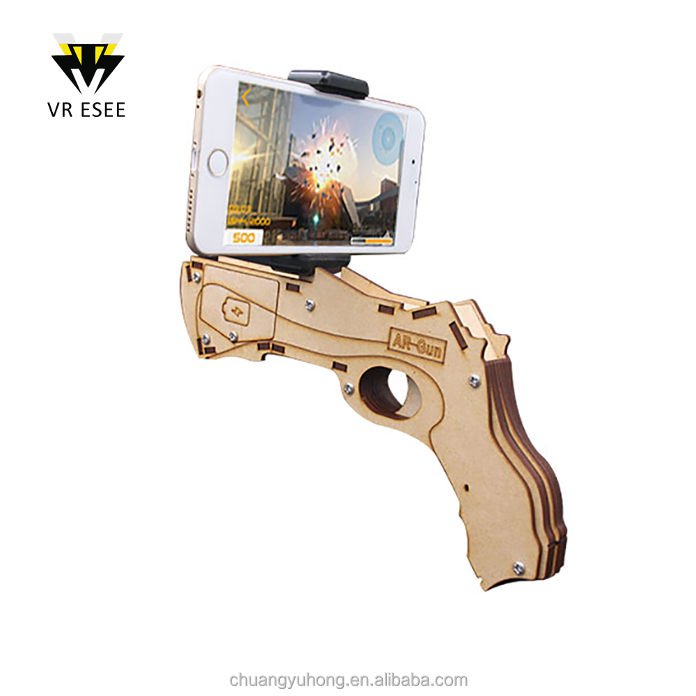Online Shopping Game Controller Gun Gamepad IOS Android Joystick AR Gun